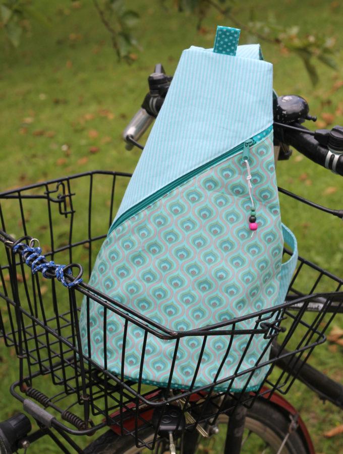 Der Crossbag • Ein praktischer Begleiter