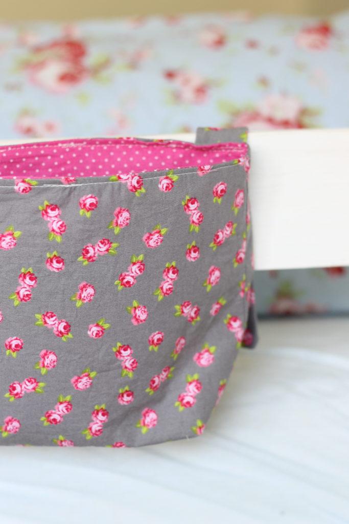 Bett-Tasche Tutorial