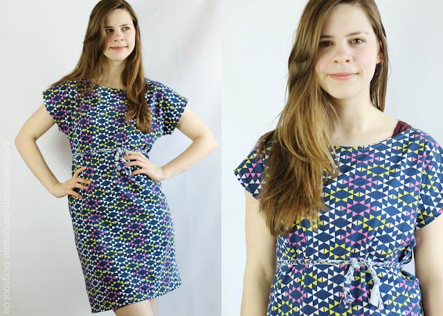 Ethno Summer • Kimono Tee Kleid