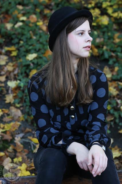 Mein Herbstlook mit Carme • {RUMS #32}