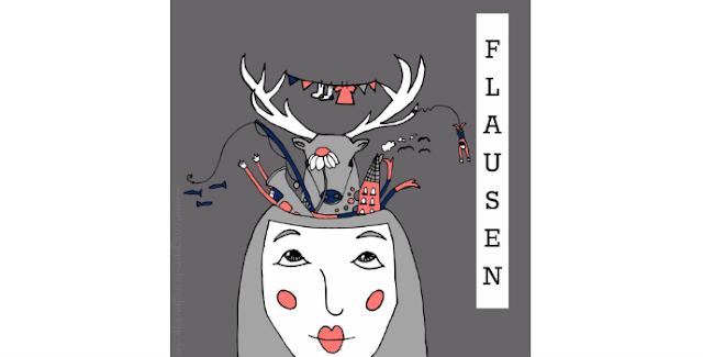 Flausen im Kopf • Schöne Wörter Illustrationen