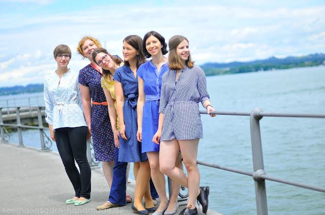 Sanibel Romper & Treffen in Bregenz