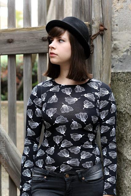 Ich würde vieles gerne können.. • Nettie Shirt