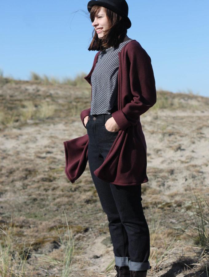 Herbst Blogtour • mit Ginger Jeans und Cardigan zum Herbstoutfit