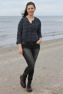 Cheyenne Tunic am Meer • Hemdenwoche