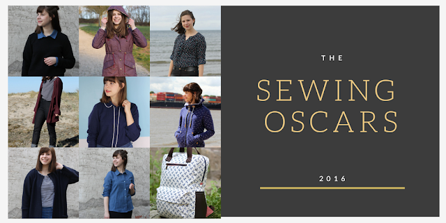 Sewing Oscars – Mein Nähjahr 2016