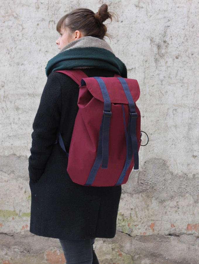Beckett Backpack • Reiserucksack
