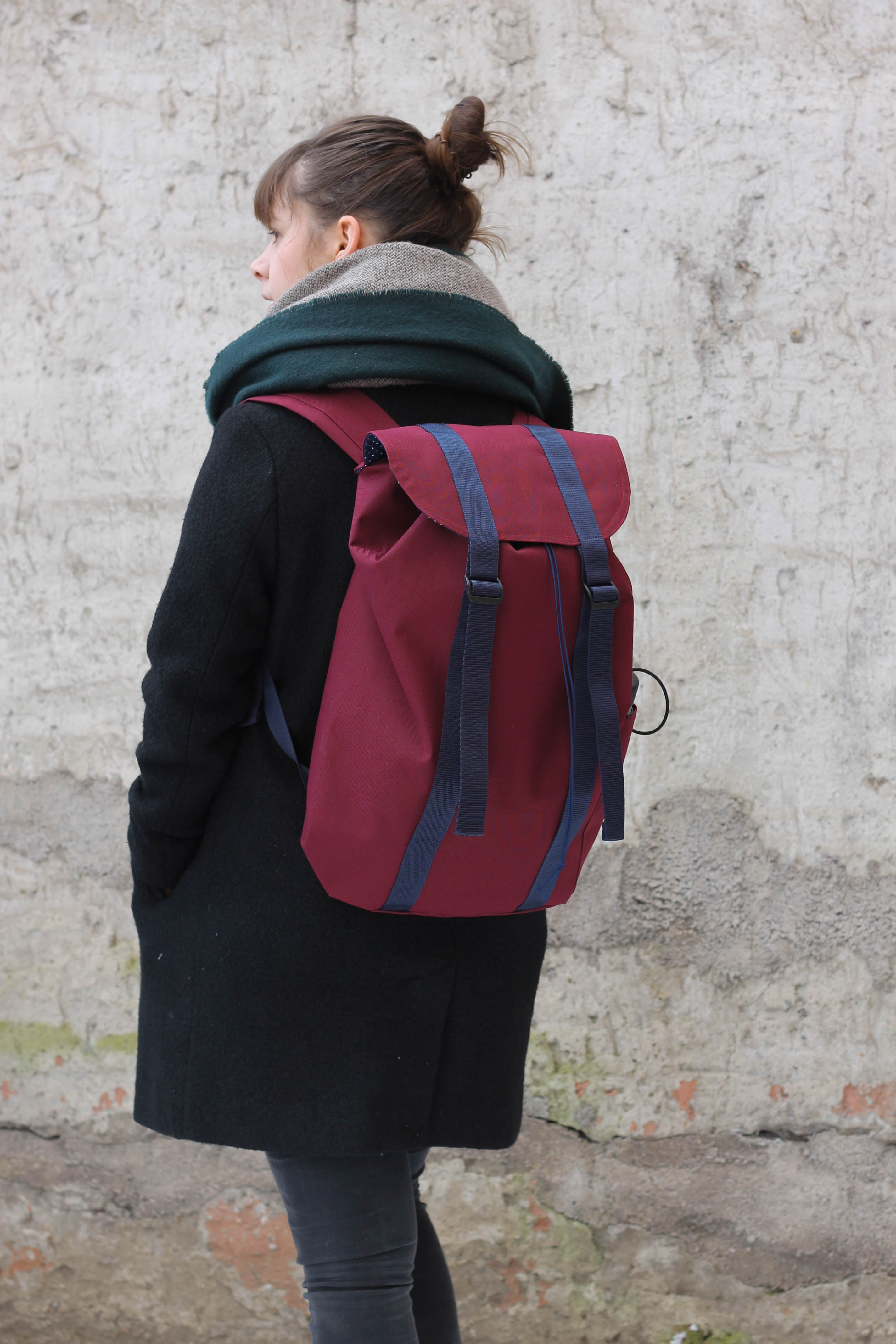 Beckett Backpack