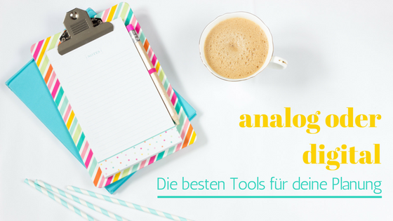 Die besten Planungs-Tools • Sonntagsschnack #10