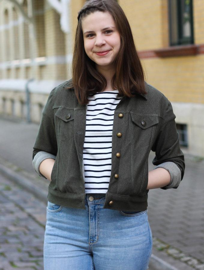 Hampton Jean Jacket • Meine Jeansjacke