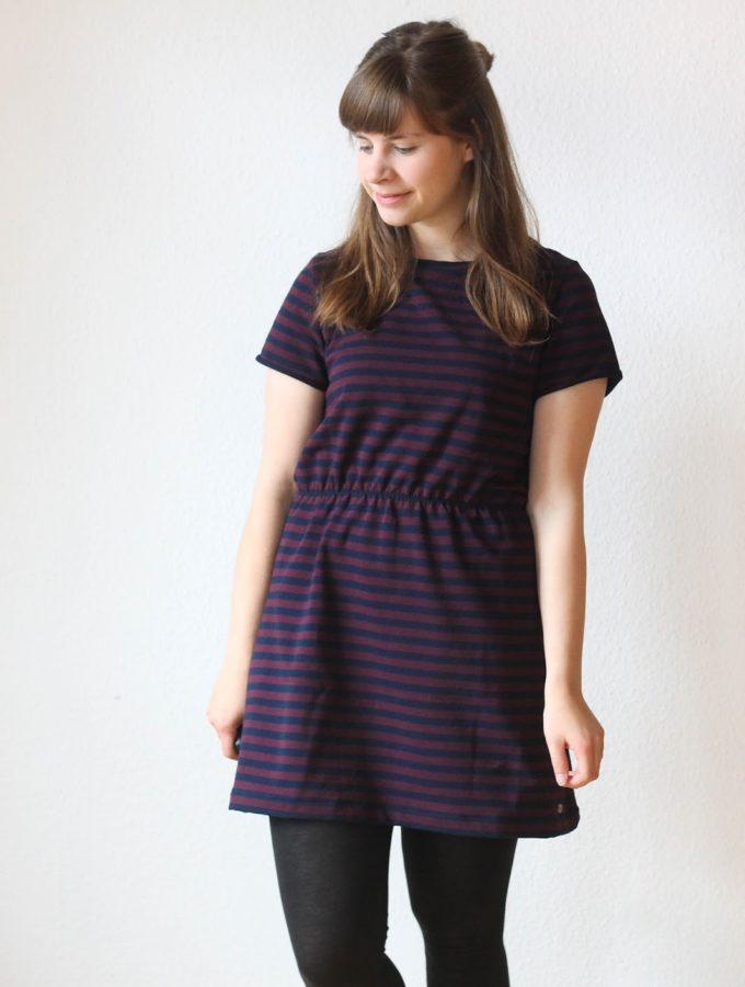 Das improvisierte Herbstkleid • Plantain Kleid