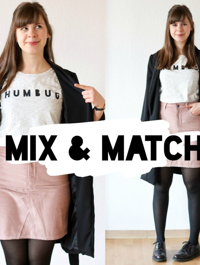 Mix & Match #2 • Immer diese One-Post-Wonder