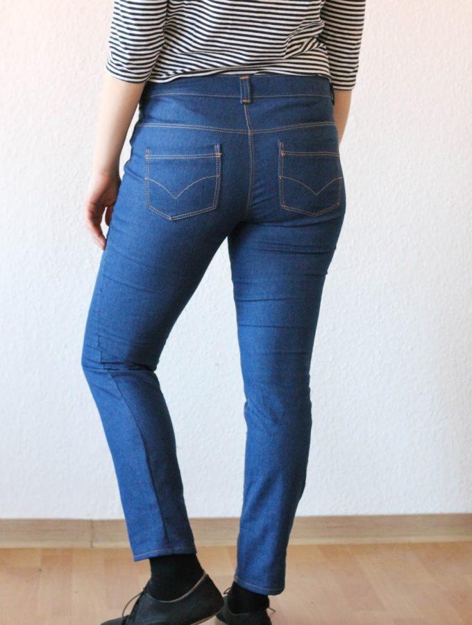 Jeanshosen • Garderobe mit Hindernissen?