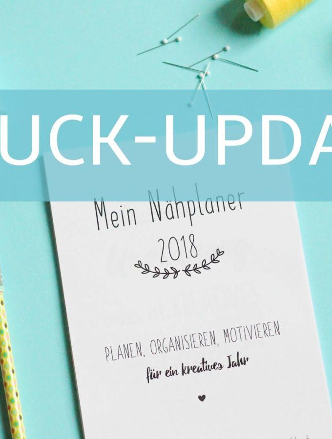Nähplaner 2018 • Drucker Update