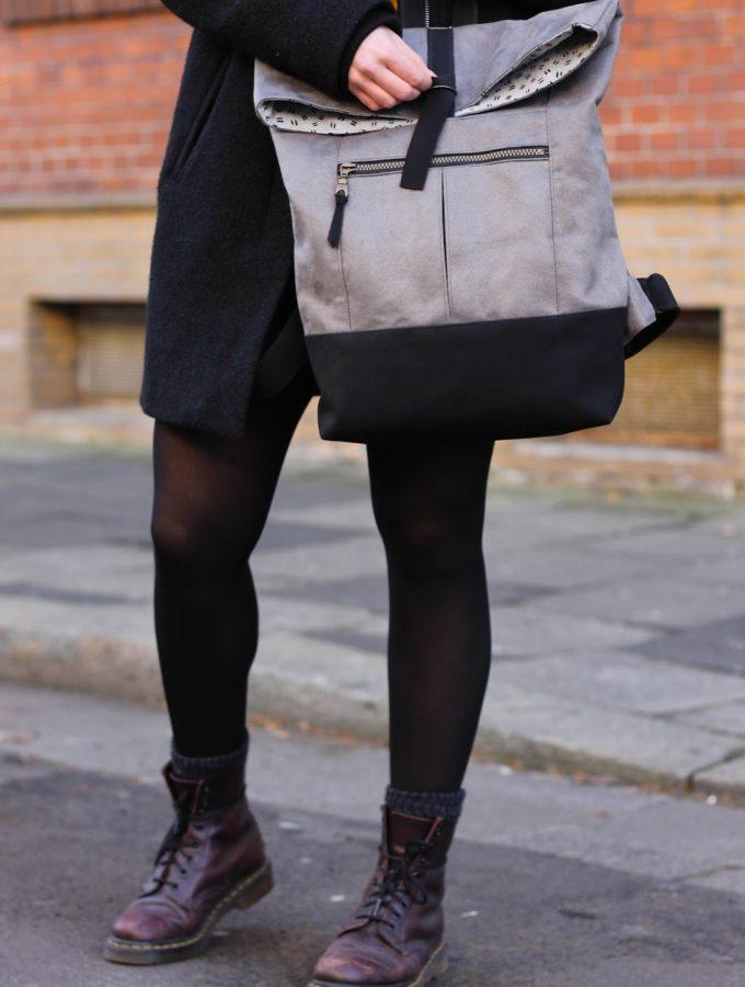 Der Range Backpack • Rucksack für alle Fälle