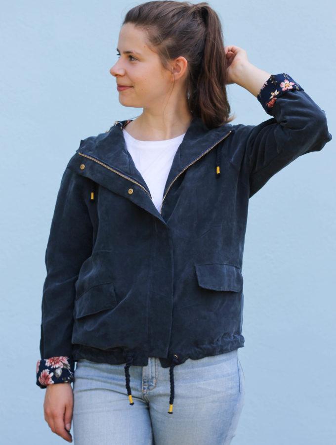 Diese Jacke macht Freude • Joy Jacket von Chalk and Notch