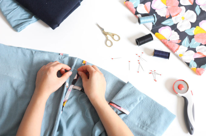 Slow Sewing