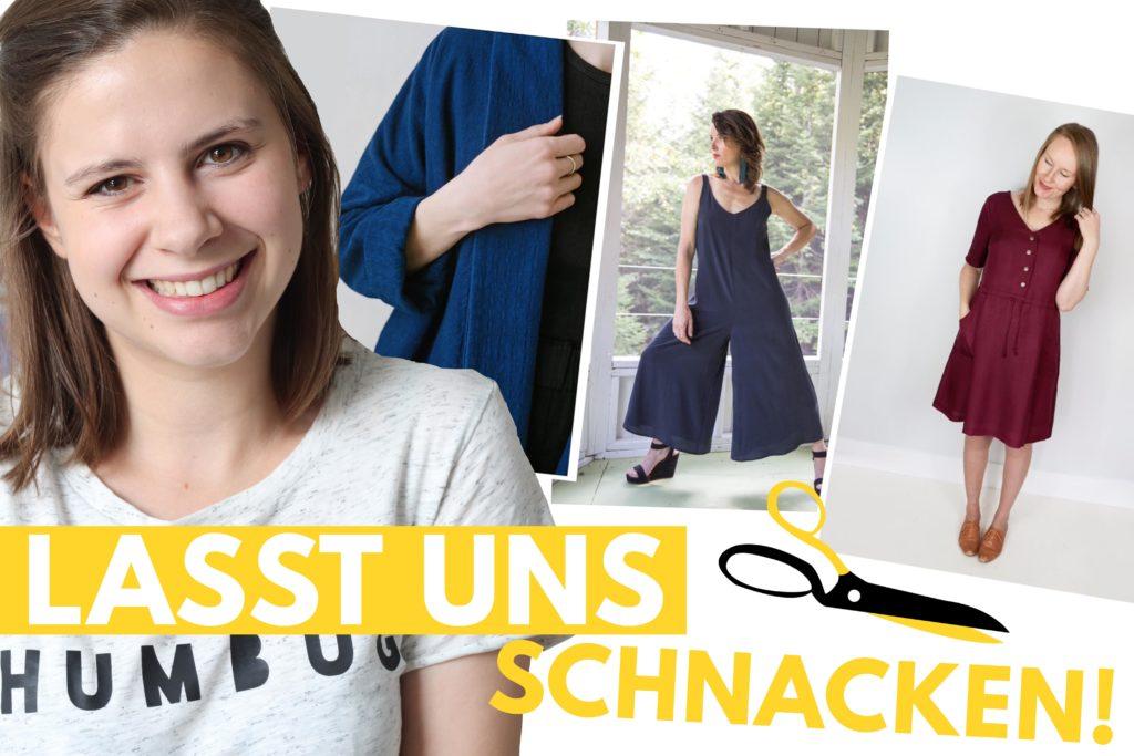 Sonntagsschnack #77 • Erstes YouTube-Video! • Seemannsgarn - handmade