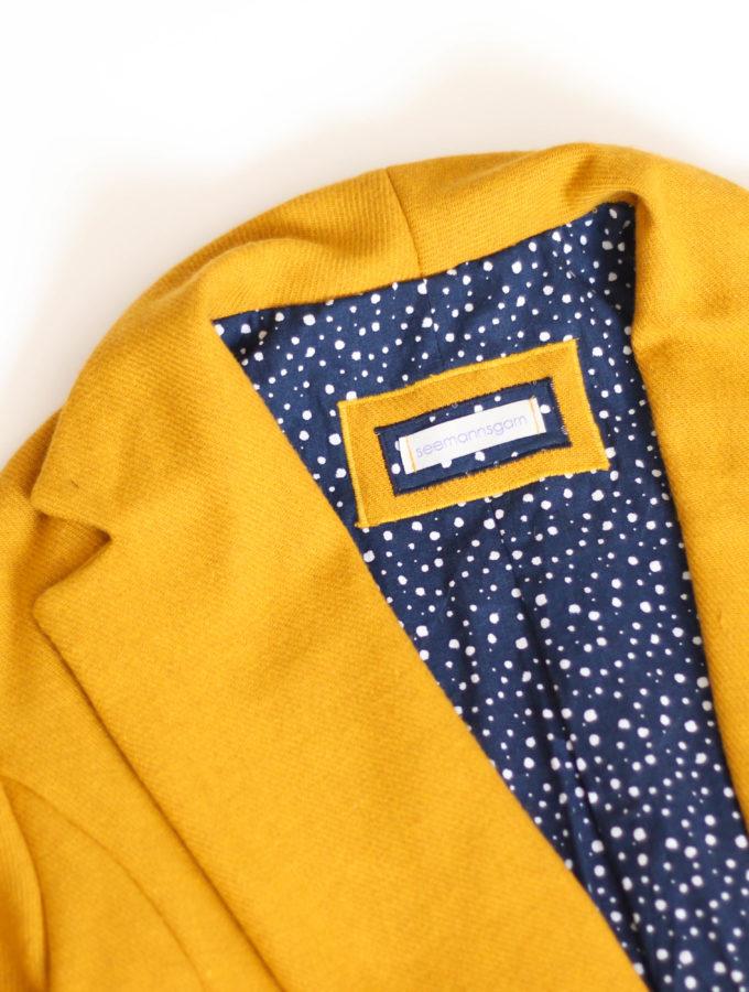 Futterschnitt für Jacke selber erstellen