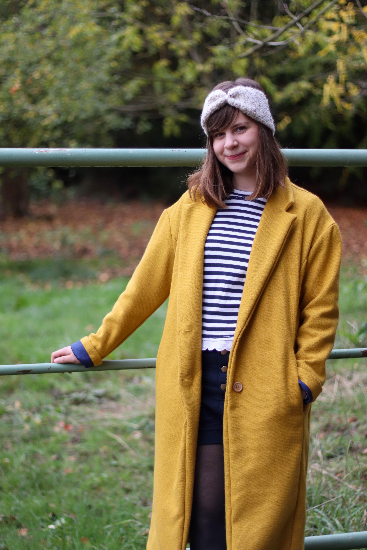 The Coat Avid Seamstress