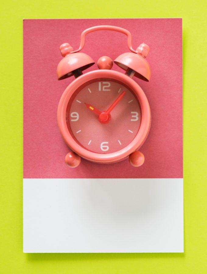 Sonntagsschnack #99 • Der Countdown läuft…