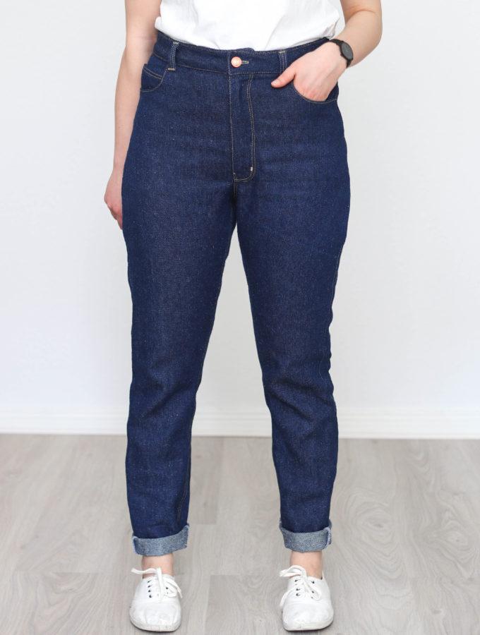 Dawn Jeans • Hanfstoff und einige Anpassungen