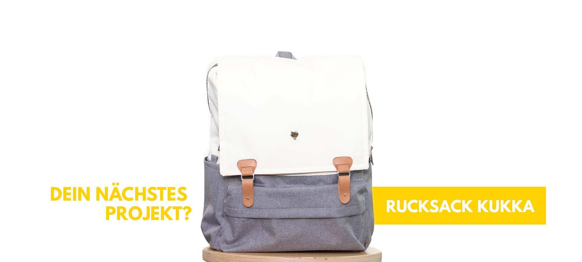 Rucksack Kukka