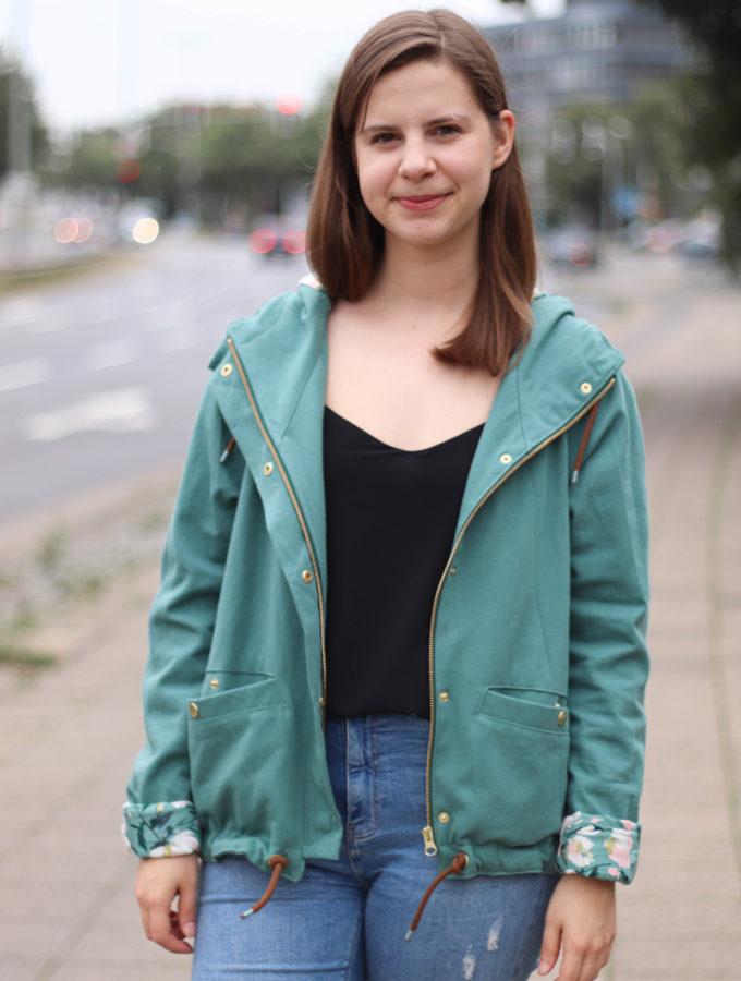Joy Jacket • ein zweites Mal