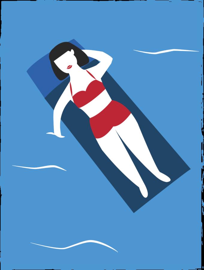 Badeanzüge & Bikinis nähen • Sonntagsschnack #118