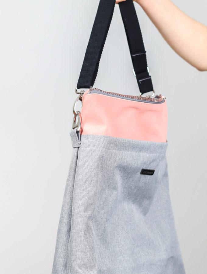 Ein Rucksack, viele Möglichkeiten • Rucksack Talvi mit kostenlosem Schnittmuster