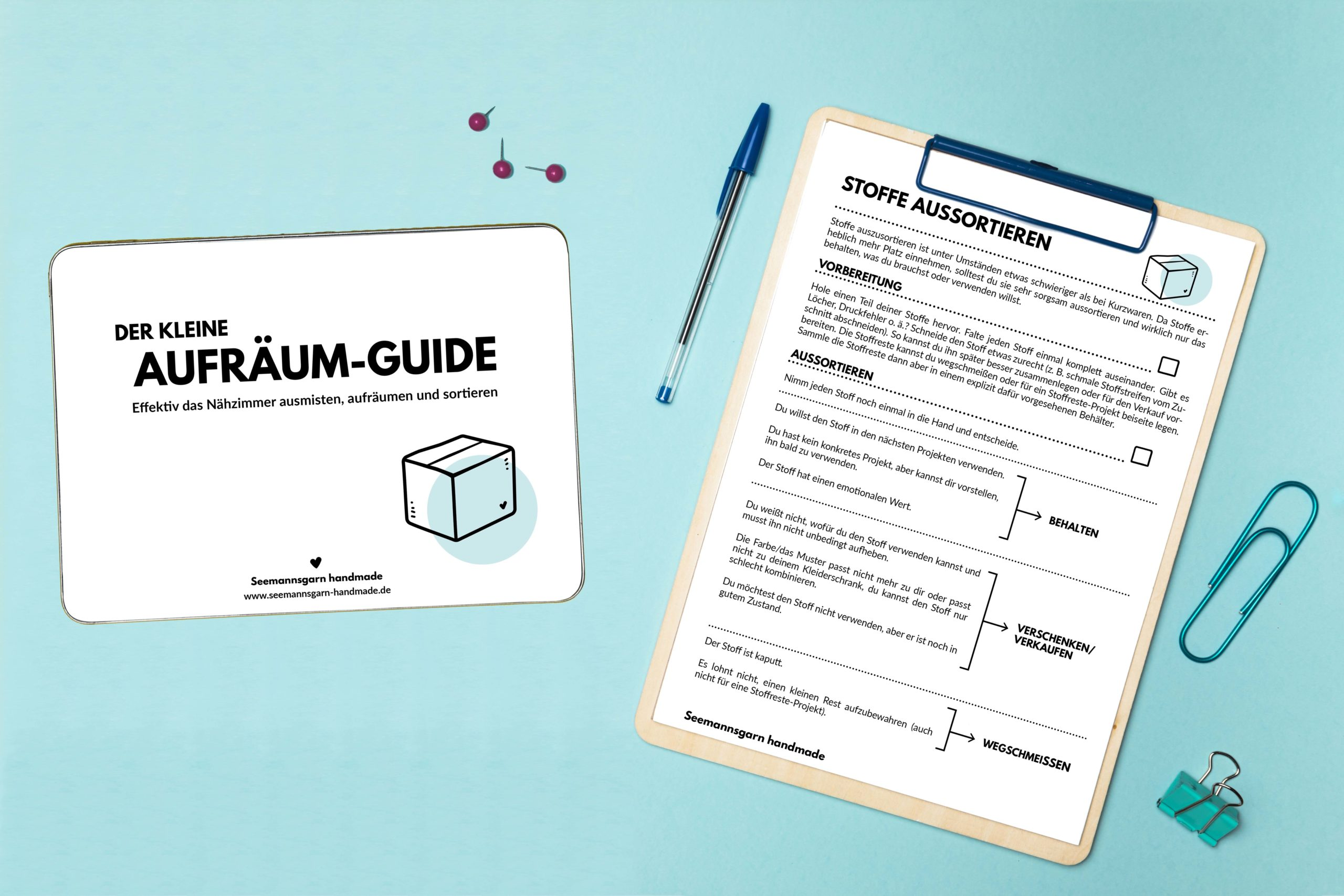 Aufräum-Guide