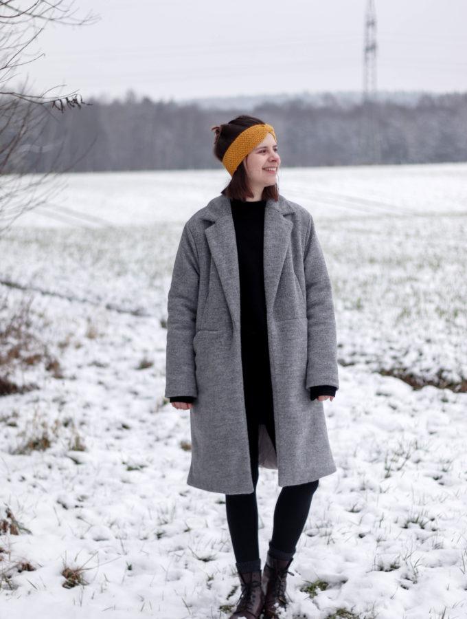 Mantel Tiffany im Winterwonderland